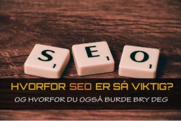 SEO analyse og rapport for nettbutikk\hjemmeside